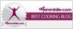 alfemminile Best Cooking Blog Awards