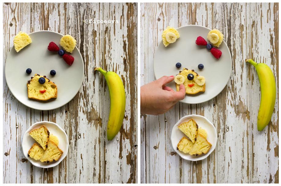DIY Torta Orsetta