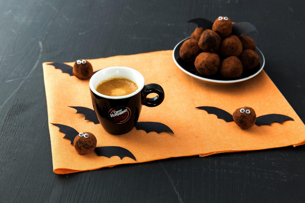 tartufi caffè e rum