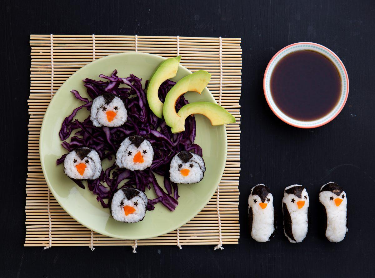 maki pinguini