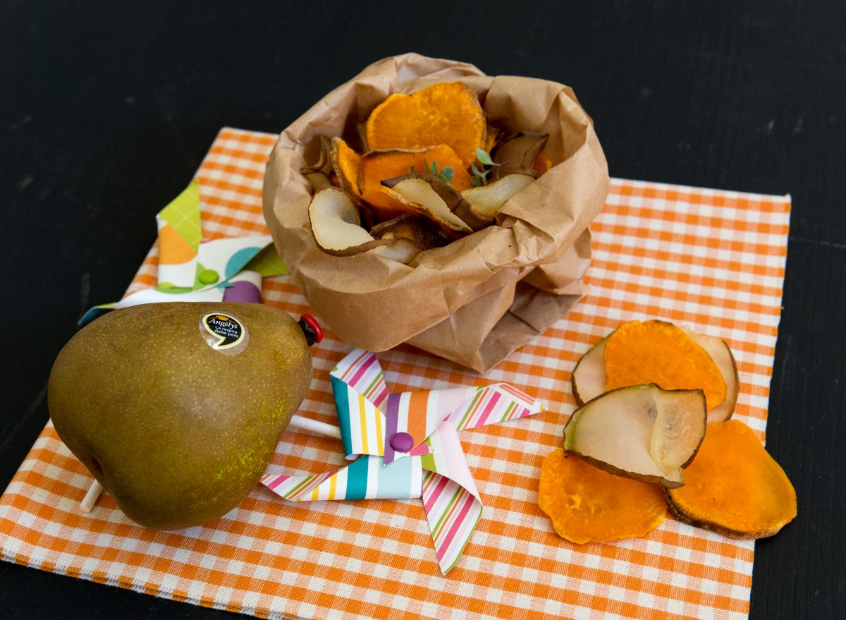 Chips pera patata