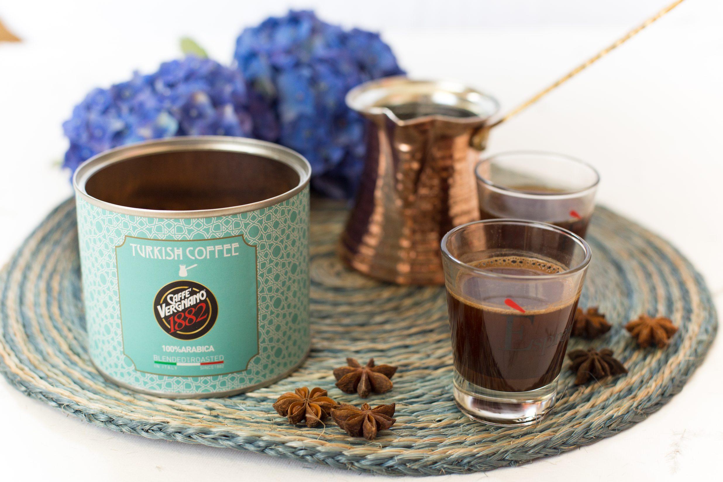 caffè turco speziato