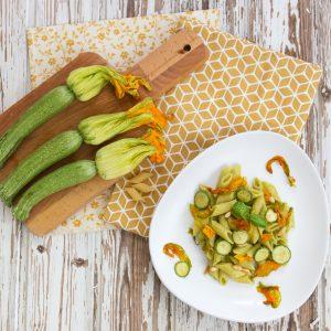 zucchine e fiori