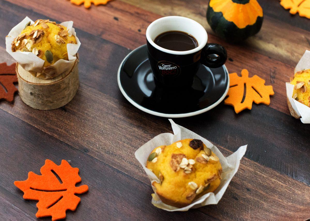 muffin zucca