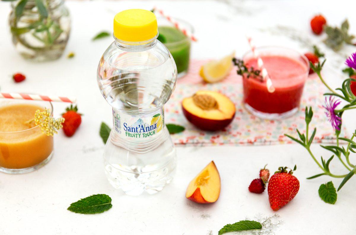 Smoothie alla frutta