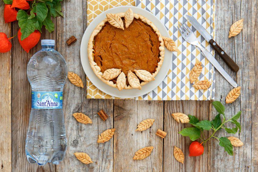 Pumpkin Pie – Torta di zucca
