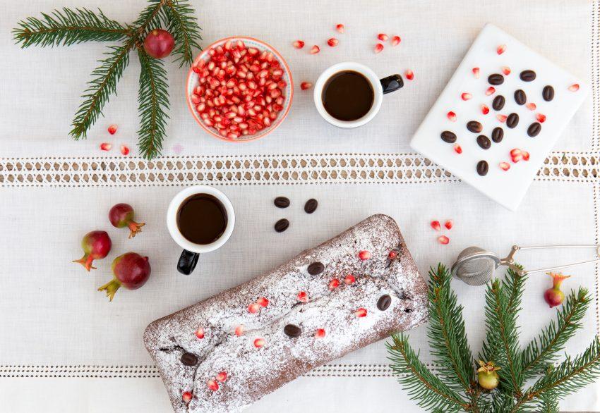 Cake speziato di Natale