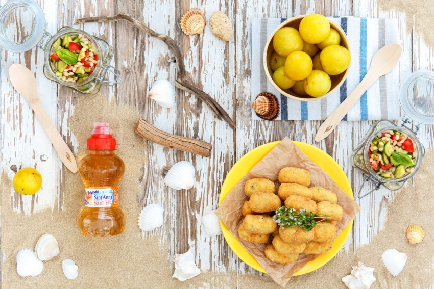 Pic-nic in spiaggia